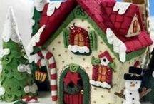 Casas navideñas