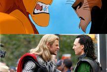 Loki / Ulubiona postać z filmu