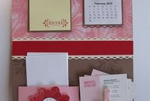 Clipboard Ideas / Altered clipboards