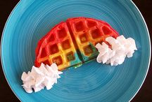 Life's a Rainbow / Serving up everything colorful to put a smile on your face, plate, and more!
