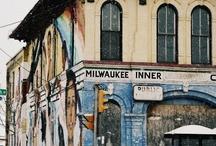 neighborhood mke / by Jenna Wilson