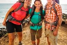 Backpacking / by Shelby Bandy