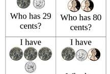 Third Math Money