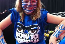 Bleed Blue / We Love Our CATS!!!