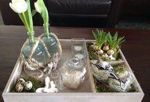 Decoratie voorjaar