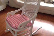 Mecedoras / rocking chairs