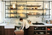 Kitchens / by juliawithag