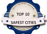 Safest Cities