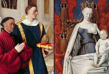 Франция XV век. Живопись