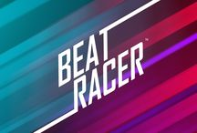 Beatracer game design / Game design concept of Beatracer.