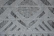 Macrame / Handmade macrame / wall hangings / tapestry/ large macrame / wall decor/ boho/ silver