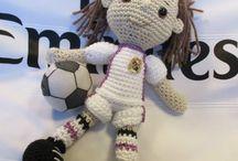 Futboliści crochet