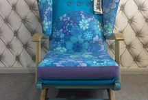 Button Backed ...vintage upholstery service... buttonbacked@gmail.com