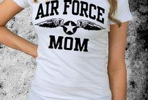 Air Force Mom / by Tammy Heagy-Klick