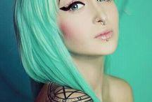 Girls & tattos / Amores