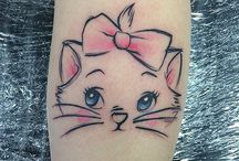 Kitty Tattoos