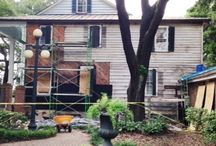Preservation Work at the Kaminski House Museum