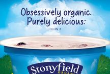 Yes to YOGURT! / In honor of our sponsor, Stonyfield, this board features recipes, tips, and ideas for delicious ways to use YOGURT in cooking and baking.