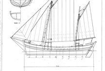Planos barcos