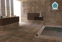Portfolio bagni / 3d Casa Design - 3d rendering and design services  #3dvisualisation #rendering #3d #homestaging