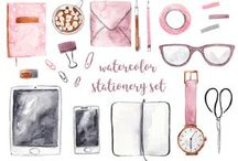 Stationery Blogs / Fun blogs on stationery that help you self improve at the same time.