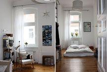 Ideas in Wood Floor / by Luise
