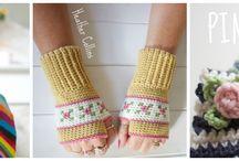 crochet patterns / just crochet.........