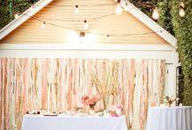 Reception  / by Genna Marie Jenkins