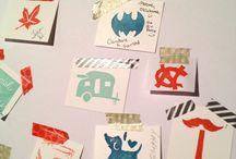 SU! Undefined Stamp Ideas / by Lisa Crispi