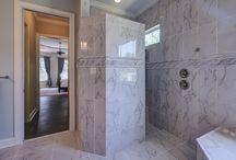 Bathroom ideas / Materials and design ideas for the master bathroom