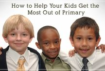 Primary / by Jessica Morgan