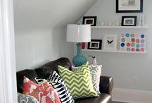 Upstairs Family Room / by alexa s d