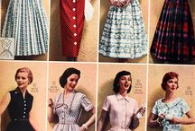 Vintage catalogues / vintage catalogues and ads, 1950s, 1960s, 1940s, 1930s, 50s, 40s, 30s, fashion,