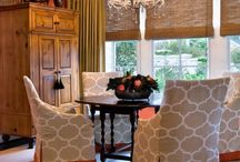 Decor - Dining Rooms / by Angie Allen