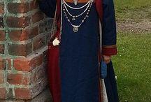keskiaika/viikinkiaika vaatteet