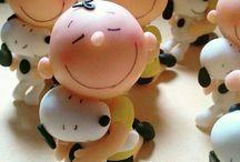 Charlie Brown,Snoopy
