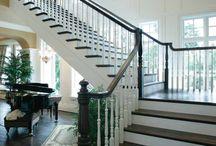 2 tone staircase