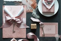 Pink Wedding Ideas / Find wedding ideas and DIY products for a pink wedding themed wedding.