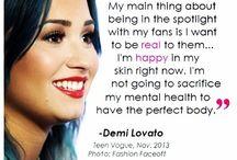 Demi forever!