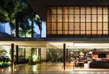 Architecture - Modern Tropic