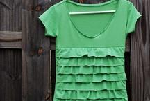 tshirt ideas / by Lori Garrett