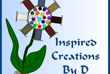 Inspired Creations By D / Wall quilt designs by Debbie Keskula Bohringer.  E-patterns and print patterns - http://www.lindawalshoriginalsshop.com/Inspired-Creations-By-D_c22.htm