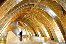Cúpulas bóvedas arcos