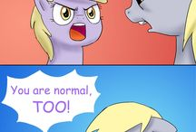 Derpy whooves   B.L.S