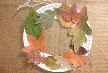 Tvoření s Fabiánkem - podzim