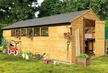 Love Garden Sheds / Storage sheds for your garden in quality wood, metal, and plastic materials.