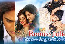 Romeo Juliet - Odia New Movie   SoootingSet Masti