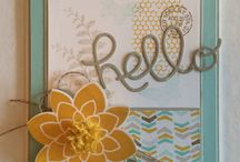 Stampin' Up! ~ Crazy About You