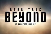 Star Trek Beyond / http://www.startrekmovie.com/ #GoBeyond / by Paramount Pictures