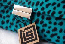 Ines Sawaya / Mode, bijoux et pochettes faits à la main